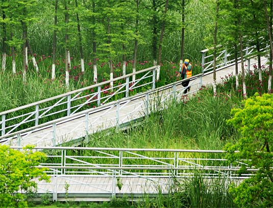 Wusong Riverfront Pilot Project