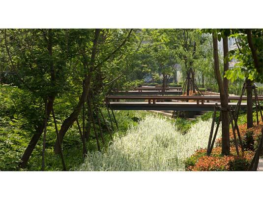 Waterway Park, Raycom City
