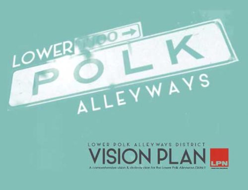 Lower Polk Alleyways District Vision Plan