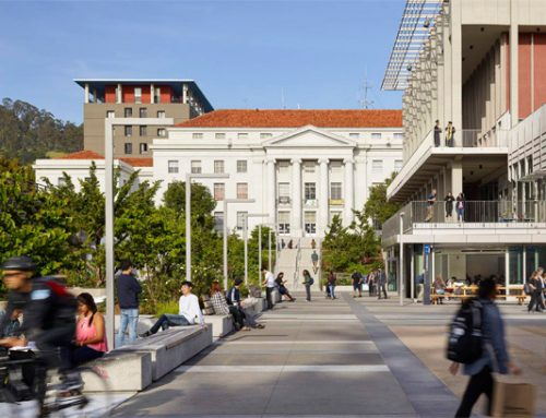 UCB Lower Sproul Plaza: Revitalizing a Historic Civic Space