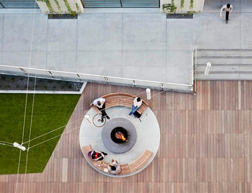 Market Square Commons: Knitting Together an Urban Office Campus