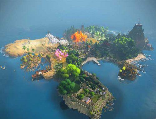 The Witness Island