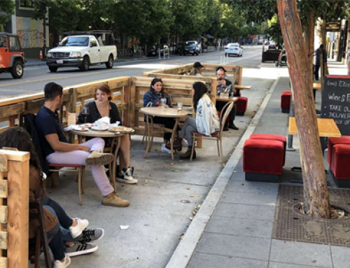 Restaurants Are Taking Over Parking Spaces. Here Are 6 Ways To Make Them Better