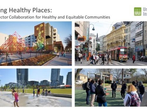 ASLA-Lunch with Leaders Building Healthy Places: Cross-Sector Collaboration with Sara Hammerschmidt