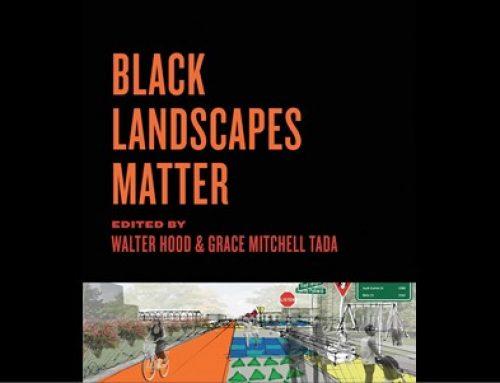 Black Landscapes Matter: Q&A with Landscape Designer Walter Hood