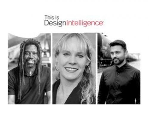 This is DesignIntelligence Leading the Charge