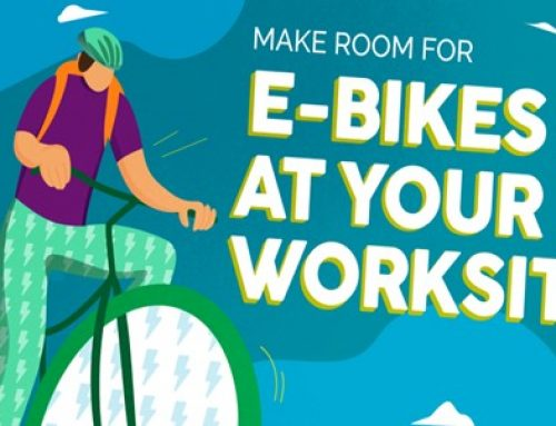 Make Room for E-Bikes At Your Worksite